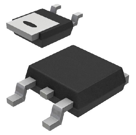 BUJ103AD Power Transistor NPN 400V 4A SOT428 (D-PAK)